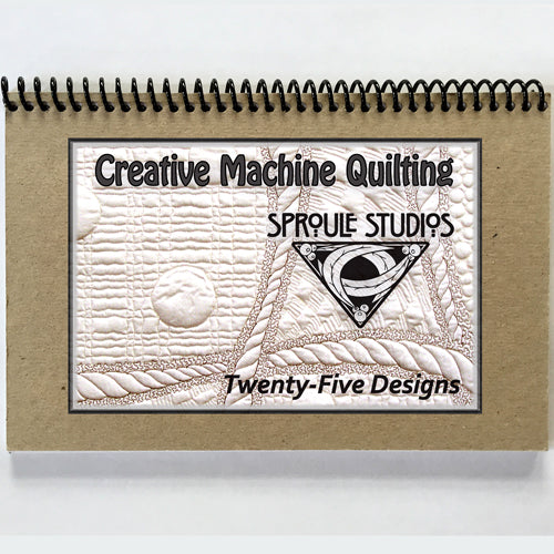 Creative Machine Quilting Book