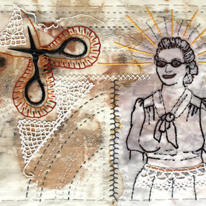 Stitching a Story, Collage