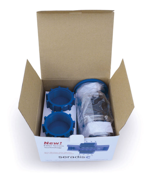Seradisc Filter, Protection cage and Float Kit - buy the bundle and save $15!