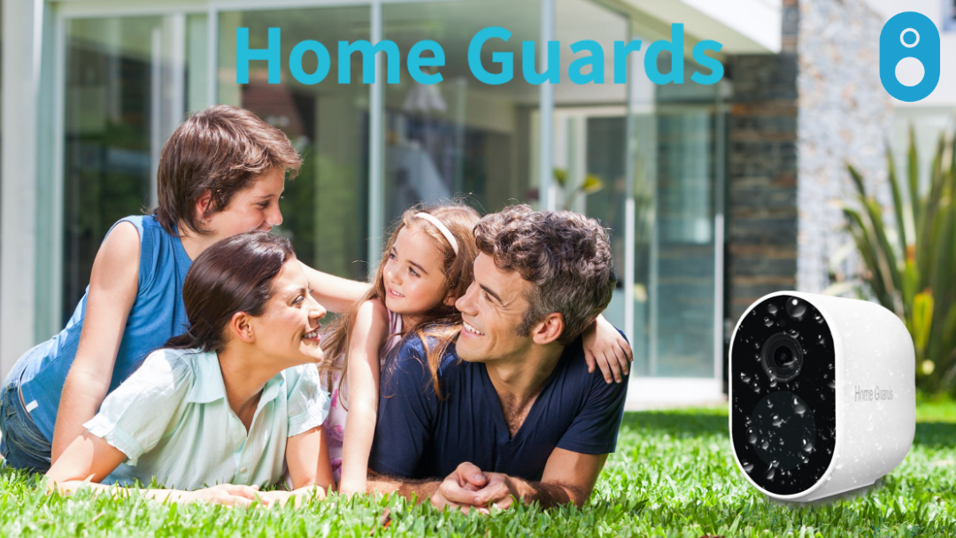 Home Guards Wireless home security camera