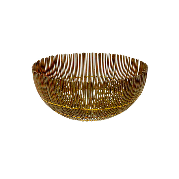 African Wall Basket L- #3