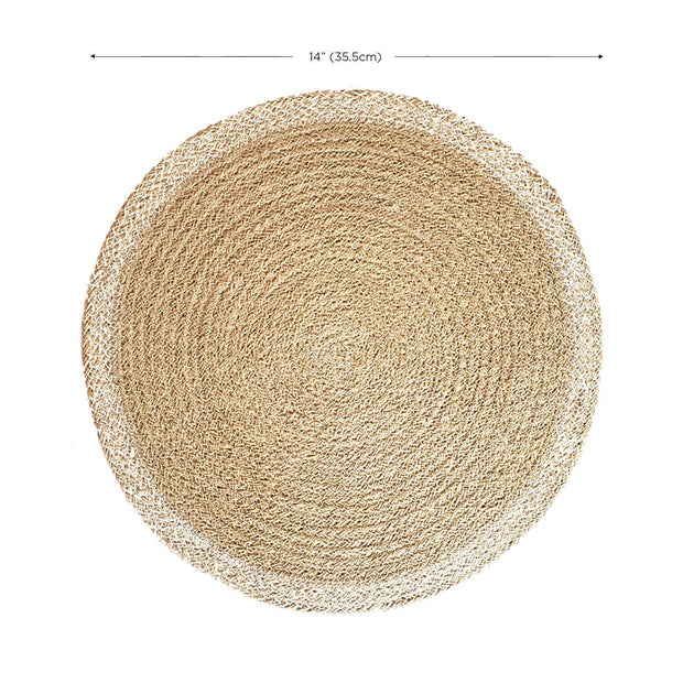 Place Mat Sea Grass Set/4