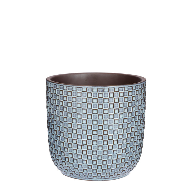 Daan Planter Blue