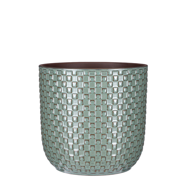 Daan Planter Pot Green