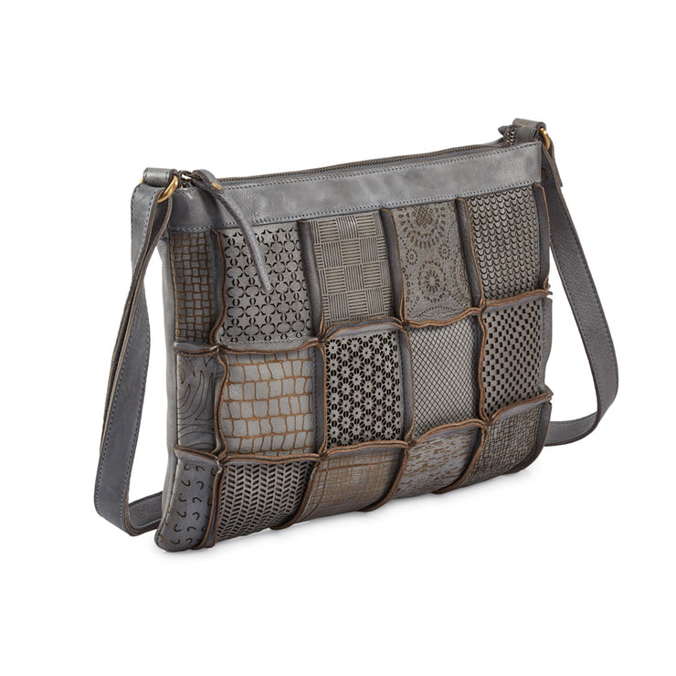 Leather Quilted Handbag