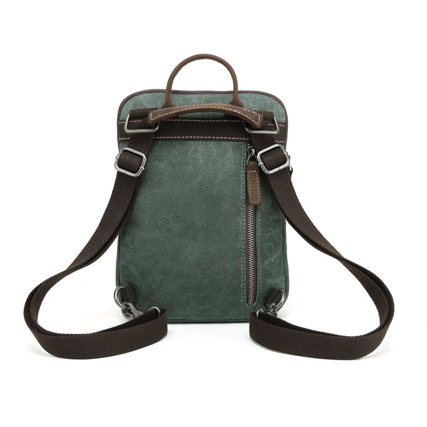 Multi-functional back pack/shoulder bag