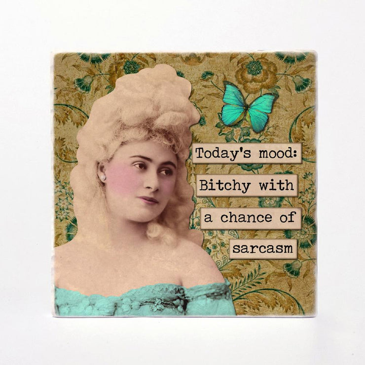 Bitchy Babes Coaster Set
