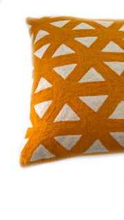 Crewel Stitch Cushion Cover 2