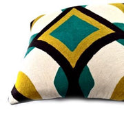 Crewel Stitch Cushion Cover 6