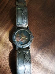 Watchcraft Silver wide Lrg 3