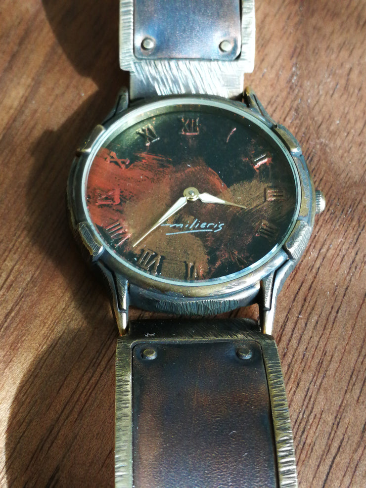 Watchcraft Copper wide Lrg 1