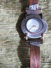 Watchcraft Copper, large face