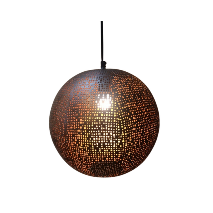 Pendant Lamp Tiny Squares