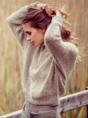 Short Boxy Sweater
