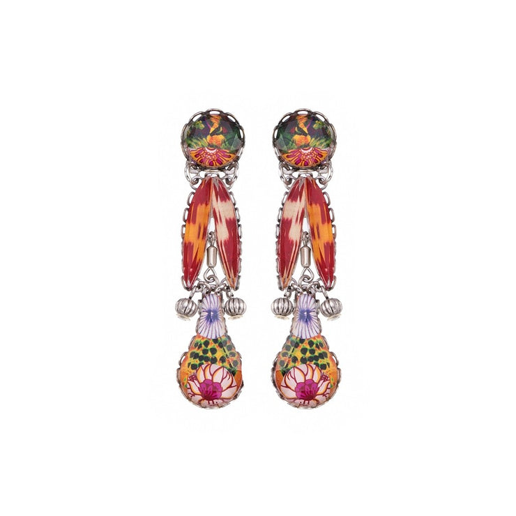 ELECTRIC LADYLAND, TAURUS EARRINGS