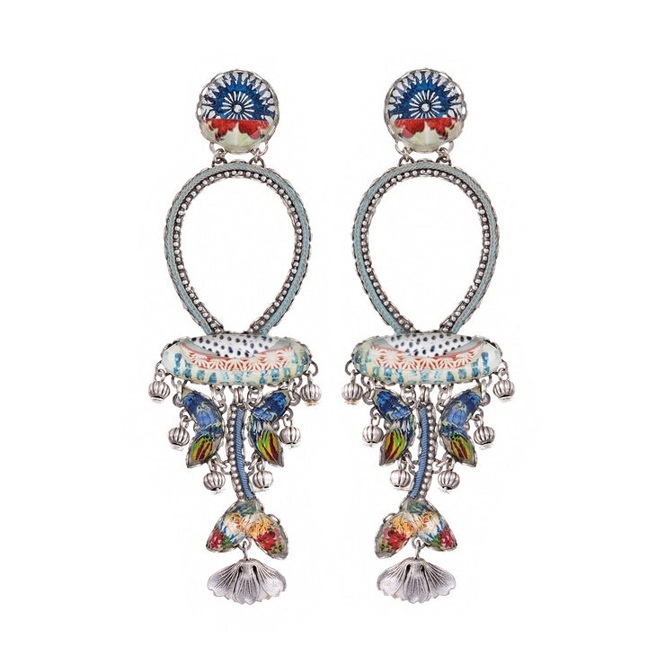 VELVET EMPORIUM, ORION EARRINGS