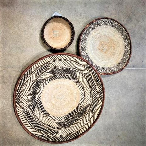 Wall Basket Set 3