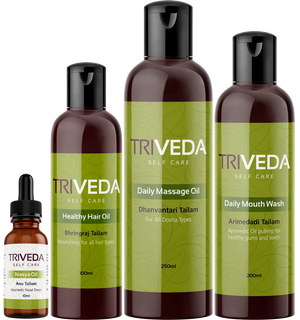 Self-Care Rituals Kit – Triveda