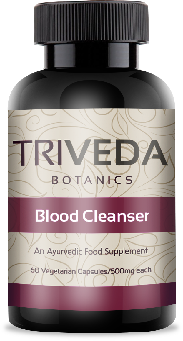 Blood Cleanser – Triveda