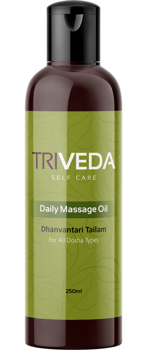 Daily Massage Oil – Triveda
