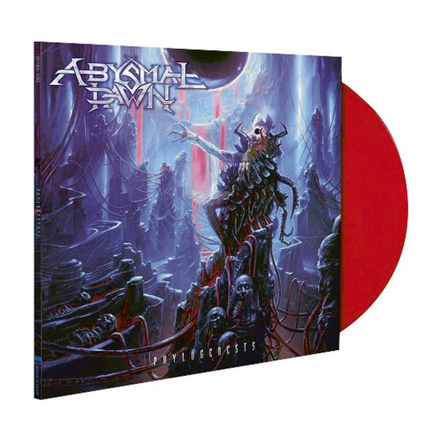 ABYSMAL DAWN Phylogenesis LP-red