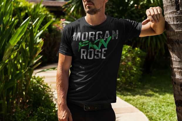 ALIEN FREAK WEAR Morgan Rose T-Shirt