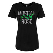 ALIEN FREAK WEAR Morgan Rose Ladies T-Shirt