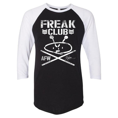 ALIEN FREAK WEAR Freak Club Raglan