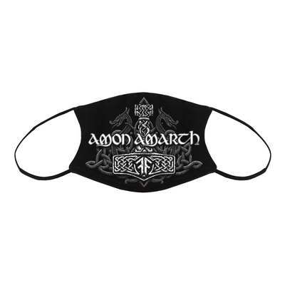 AMON AMARTH Hammer Sublimated Facemask