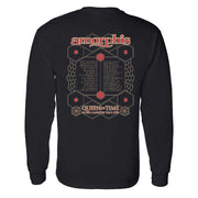 AMORPHIS Queen Of Time Black - Tour 2018 Long Sleeve