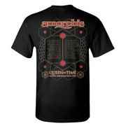 AMORPHIS Queen Of Time Tour 2019 T-Shirt