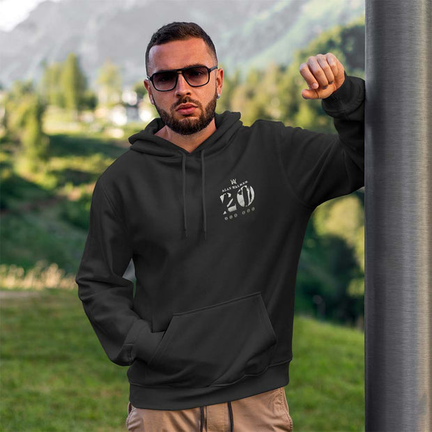 ALAN WALKER 20 Million Edition Hoodie