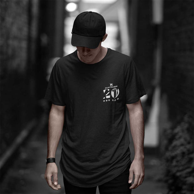 ALAN WALKER 20 Million Edition T-Shirt