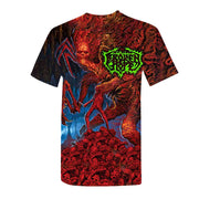 BROKEN HOPE Mutilated and Assimilated Sublimated T-Shirt