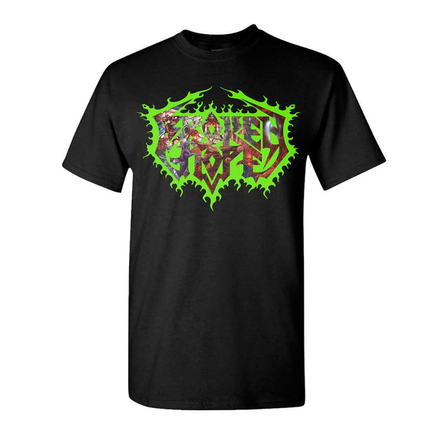 BROKEN HOPE EUROPE TOUR 2017 T-SHIRT