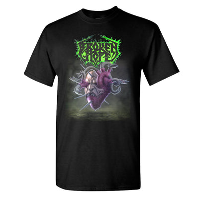 BROKEN HOPE Loathing Black T-Shirt