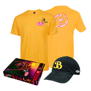 BELLY Bees Bundle - Yellow Hat