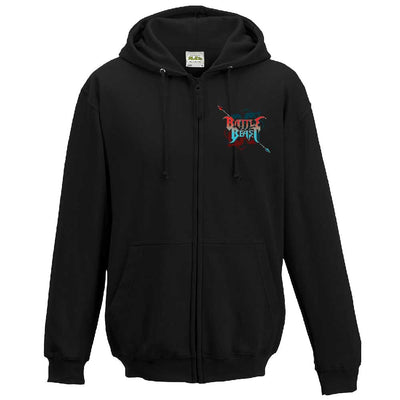 BATTLE BEAST Birds Zip Hoodie