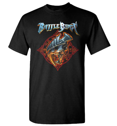 BATTLE BEAST Sabertooth Tour Date T-Shirt