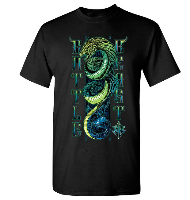 BATTLE BEAST Sea Serpent T-Shirt