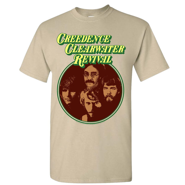 CREEDENCE CLEARWATER REVIVAL Legendary Classic T-Shirt