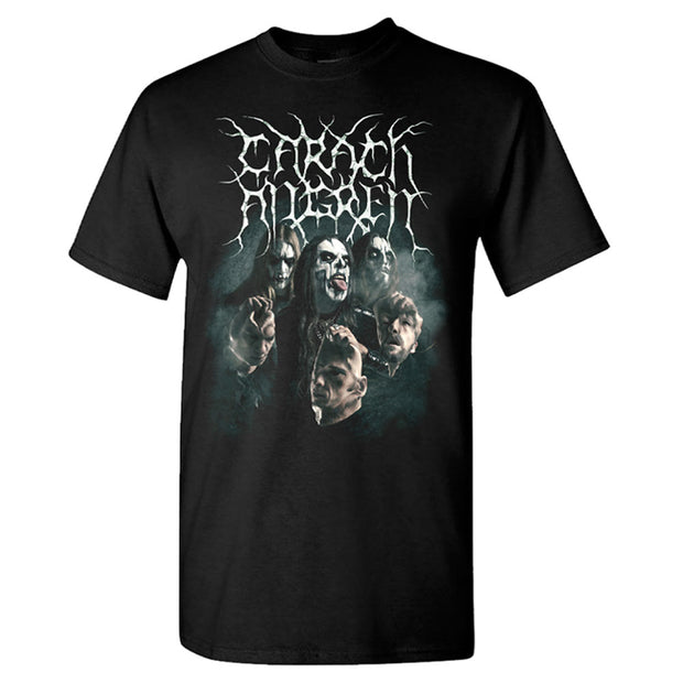 CARACH ANGREN Mask 2017 Tour T-Shirt