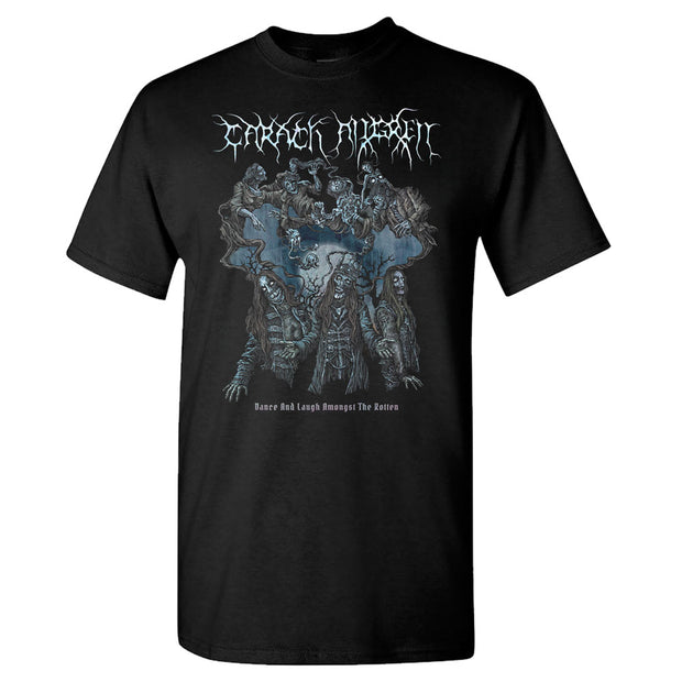 CARACH ANGREN Laugh And Dance 2018 Black T-Shirt