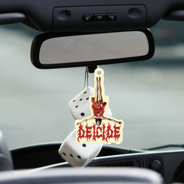 DEICIDE Once Upon the Cross Air Freshener
