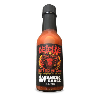 DEICIDE Devil's Dick Hot Sauce