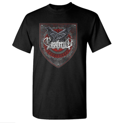 ENSIFERUM Two Ravens T-Shirt