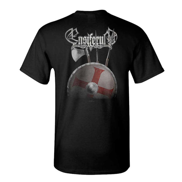 ENSIFERUM Viking with Shield T-shirt