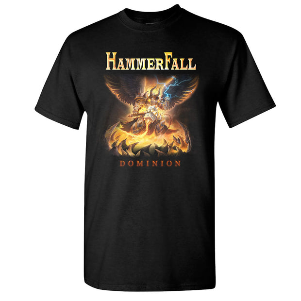 HAMMERFALL Dominion Serve In Heaven T-Shirt