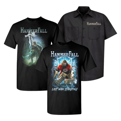 HAMMERFALL Holiday Bundle