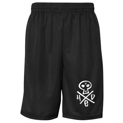 HED PE Skull Logo Basketball Shorts